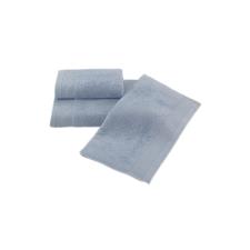 Soft Cotton BAMBOO 50 x 100 cm-es törölköző bambuszból Világos kék / Light blue lakástextília
