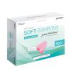 Soft-Tampons normal (normal), 50er Schachtel (box of 50)