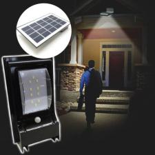 Solar Motion Light mozgásérzékelő napelemes LED kerti lámpa kültéri világítás