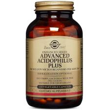 SOLGAR Advanced Acidophilus Plus 120v kapszula vitamin és táplálékkiegészítő