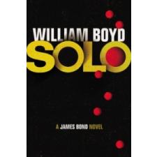 Solo a James Bond novel – William Boyd idegen nyelvű könyv