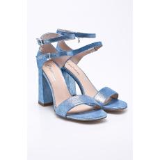 Solo Femme - Szandál - kék