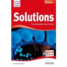 Solutions: Pre-Intermediate: Student's Book – Tim Falla idegen nyelvű könyv
