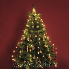 Somogyi ML 120/WW LED-s izzósor 6 ágú karácsonyfa izzósor
