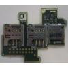 Sony C2004, C2005 Xperia M DualSim sim és memóriakártya olvasós panel*