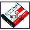 Sony Cyber-shot DSC-T33 3.6V 1000mAh utángyártott Lithium-Ion kamera/fényképezőgép akku/akkumulátor