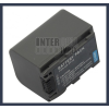 Sony DCR-30 7.2V 1250mAh utángyártott Lithium-Ion kamera/fényképezőgép akku/akkumulátor
