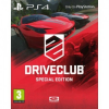 Sony Driveclub Special Edition