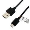 Sony-Ericsson Sony EC-480 gyári micro USB fekete adatkábel