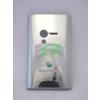 Sony-Ericsson Sony Ericsson E10 X10 Mini Light ezüst gyári akkufedél