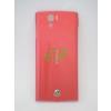 Sony-Ericsson Sony Ericsson ST18 Xperia Ray Pink gyári akkufedél