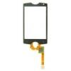 Sony Ericsson ST15 Xperia mini érintőpanel, érintőképernyő fekete*