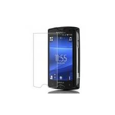 Sony Ericsson ST15 Xperia mini kijelző védőfólia mobiltelefon előlap
