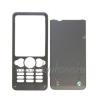 Sony Ericsson W302 akkufedél fekete