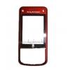 Sony Ericsson W760 előlap piros*