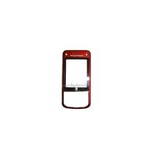 Sony Ericsson W760 előlap piros* mobiltelefon előlap