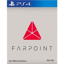 Sony Farpoint - PS4 VR videójáték