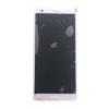 Sony H8216 Xperia XZ2, H8266 Xperia XZ2 Dual lcd kijelző érintőpanellel rózsaszín, gyári**