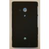 Sony LT26w Xperia Acro S akkufedél fekete*