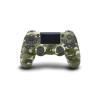 Sony New Dualshock 4 Wireless Controller Green Camouflage (zöld terepszínű vezeték nélküli kontroller) (PlayStation 4)