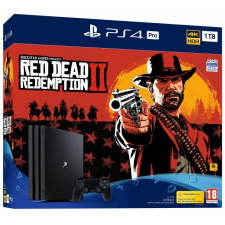 Sony Playstation 4 Pro 1TB (PS4 Pro 1TB) + Red Dead Redemption 2 konzol
