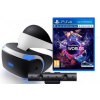 Sony PlayStation VR headset + kamera + VR Worlds szoftver (SP4P101)