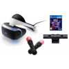Sony Playstation VR + PS kamera + PS Move kontroller + VR Worlds játék