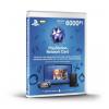 Sony PSN feltöltő kártya 6000