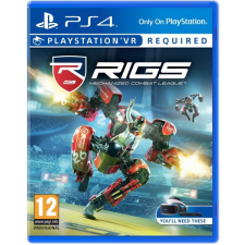 Sony RIGS Mechanized Combat League VR videójáték
