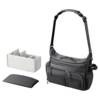 Sony Sony LCS-PSC7 Carry case - fekete