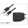 Sony Sony USB gyári hálózati gyorstöltő adapter + Type-C adatkábel - QC 3.0 Quick Ch. - 5V/2,7A - UCH12+UCB20 Type-C 2.0 (ECO csomagolás)