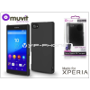 Sony Sony Xperia Z5 Compact (E5803) hátlap - Made for Xperia Muvit Soft Touch - black