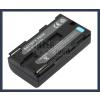 Sony UCV200 7.2V 2000mAh utángyártott Lithium-Ion kamera/fényképezőgép akku/akkumulátor