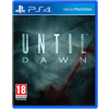 Sony Until Dawn PS4
