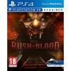 Sony Until Dawn Rush of Blood (PS4VR)