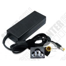 Sony VAIO PCG-Z Series 6.5*4.4mm + pin 19.5V 4.7A 92W cella fekete notebook/laptop hálózati töltő/adapter utángyártott sony notebook hálózati töltő