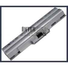 Sony VAIO VGN-CS220DW 4400 mAh 6 cella ezüst notebook/laptop akku/akkumulátor utángyártott sony notebook akkumulátor