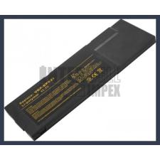 Sony VAIO VPC-SB4L1E 4200 mAh 6 cella fekete notebook/laptop akku/akkumulátor utángyártott sony notebook akkumulátor