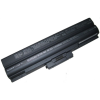 Sony vgp-bps12a Akkumulátor 4400 mAh Fekete