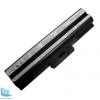 Sony VIAO VPC YB29KJ/S VGN Series 4400mAh 6 cella laptop akku/akkumulátor utángyártott CD nélkül