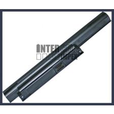 Sony VPC-EB18EC/T 4400 mAh 6 cella fekete notebook/laptop akku/akkumulátor utángyártott sony notebook akkumulátor
