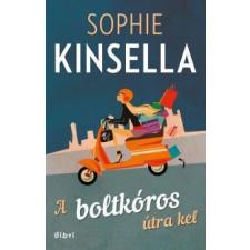 Sophie Kinsella A boltkóros útra kel irodalom