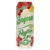 Soproni Radler meggy-citrom sörital 2% 0,5 l