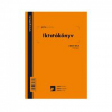 SOROS IKTATÓKÖNYV A4 ÁLLÓ 100LAPOS nyomtatvány