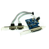 Soros / Párhuzamos port kártya PCI-E