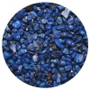Sötétkék akvárium aljzatkavics (2-4 mm) 0.75 kg