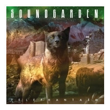 Soundgarden - Telephantasm rock / pop