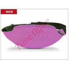 SOX Lifestyle univerzális sport övtáska - pink tablet tok