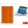 SOX univerzális tok 8&quot, méretű tablet készülékekhez - SMART SLIM TABLET - narancs