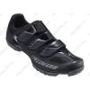 Specialized Sport MTB kerékpáros cipő 38-as 3 tépőzáras, fekete/fényes fekete